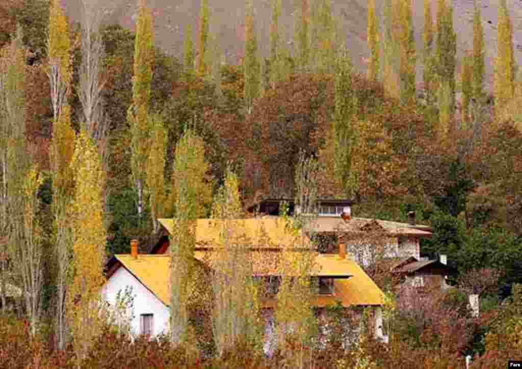 پادشاه فصلها پاییز - شمال ایران