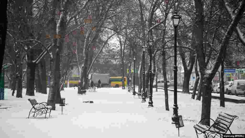 Білосніжний парк