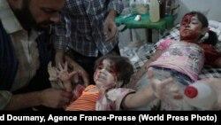 Сирия балдары.