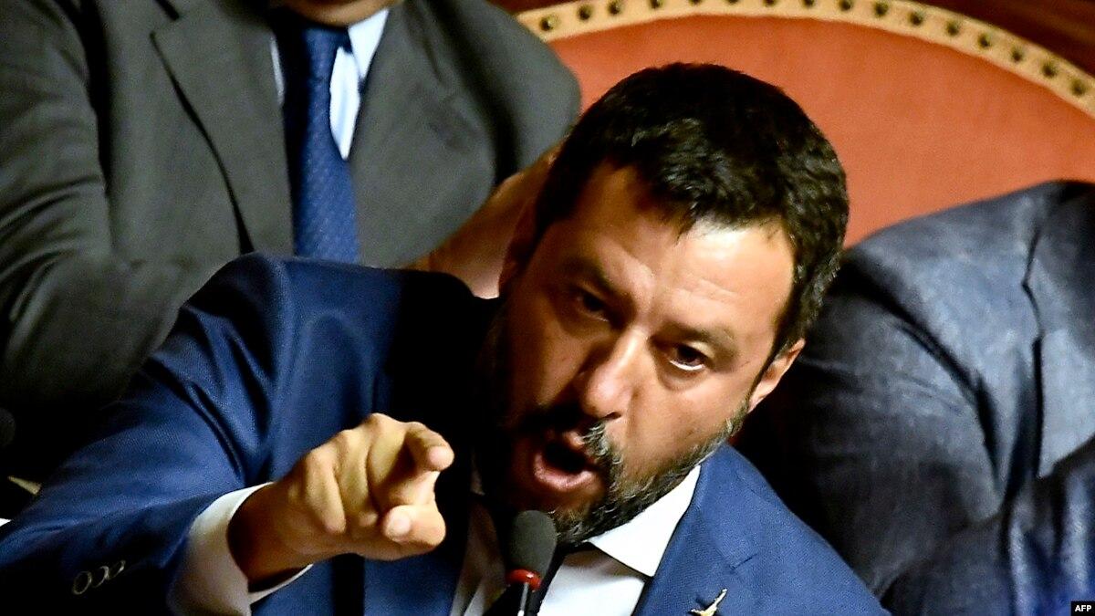 Итальянский союзник Кремля может предстать перед судом из-за мигрантов