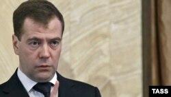 دمیتری مدودف، رئیس جمهور روسیه