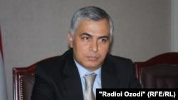 Хусрав Нозирӣ, сардори Раёсати созмонҳои хориҷии ВКХ