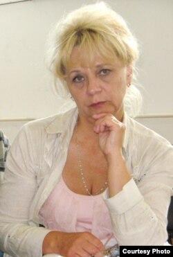 Марына Капыціна