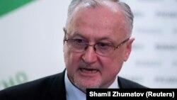 Yuri Ganus, head of the Russian Anti-Doping Agency (file photo)