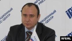 Новий голова Російського блоку, депутат Севастопольської міськради Геннадій Басов