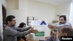 Подготовки за гласањето во Иран