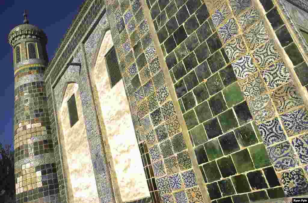 Кашгарның Апак хуҗа төрбәсе - www.ryanpyle.com