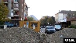 Barikada u Bošnjačkoj mahali, foto: Jasmina Šćekić