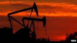 На нефтяном месторождении. Иллюстративное фото.