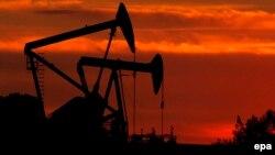 ABŞ-da neft buruqları