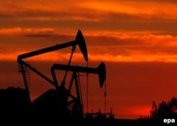 Нафтавае радовішча ў Каліфорніі