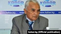 """Омор Сооронов (сүрөт """"Кабар"""" агенттигинин сайтынан алынды)"""