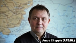 Belarus Service Director Alexander Lukashuk has been following Alexievich's career for years.