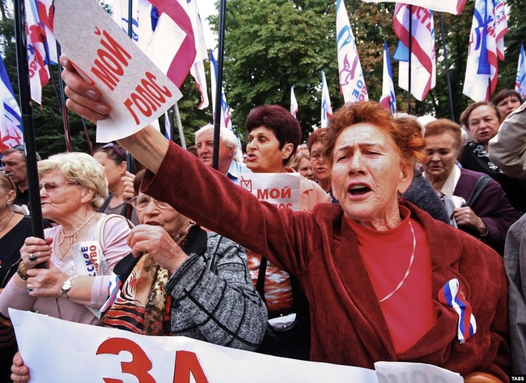 Жители оккупированного Донбасса - заложники, а крымчане вынуждены были получить паспорта РФ, чтобы выжить, - Черныш - Цензор.НЕТ 3142