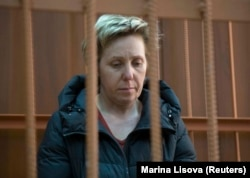 Nadezhda Suddenok, the owner of the mall, has been jailed for a two-month pretrial period.