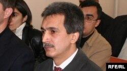 Azər Əhmədov: «Qərb diplomatları dedilər ki, biz azad sözü dəstəkləyirik»