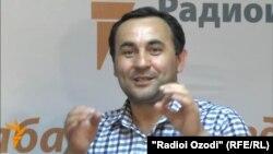 """Рустами Ҷонӣ, бунёдгузори рӯзномаи """"Имрӯз нюз"""""""