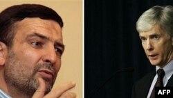 سفری ایران و آمریکا در بغداد تاکنون دوبار با یکدیگر دیدار و گفت و گو کرده اند.