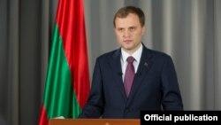 Лідер сепаратистського регіону Молдови Придністров'я Євген Шевчук