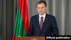 Молдова -- Евгений Шевчук, өзүн-өзү республика деп жарыялап алган Приднестровьенин президенти.