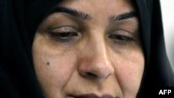 Parliament deputy Fatemeh Alia