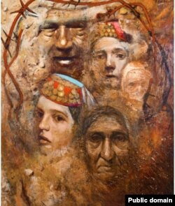Рустем Емінов. Геноцид