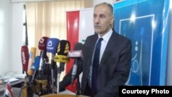 فرهاد طالباني مدير مكتب مفوضية الانتخابات في كركوك