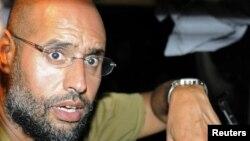 Сеиф ал Ислам, синот на Гадафи