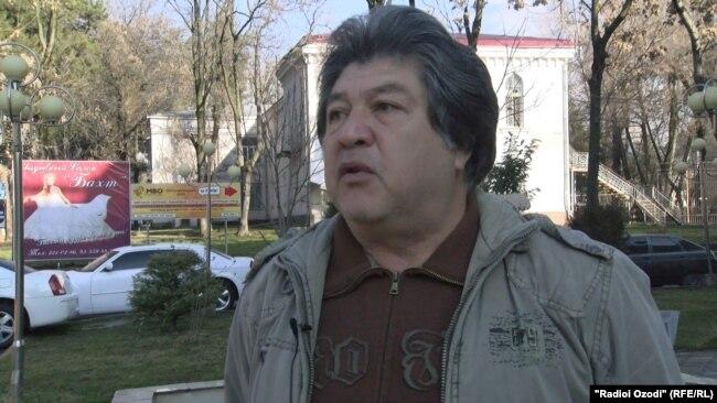 Гафурджон Иркаев