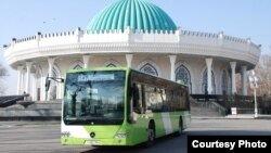 Тошкент автобуси.