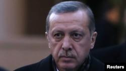 Турскиот премиер Реџеп Таип Ердоган