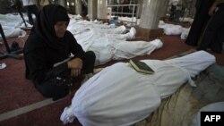 Шаршембидеги коогалаңдан кийин Египетте өзгөчө абал жарыяланды 15-август, 2013-жыл