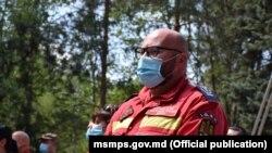 Membri echipei de medici și paramedici din Romania, venită în R.Moldova pentru o misiune umanitară de două săptămâni, 29 aprilie 2020