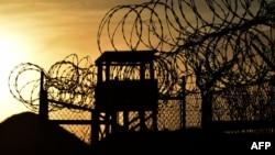 Тюрьма военной базы США Гуантанамо. Иллюстративное фото.