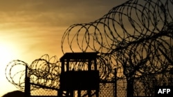 Kuba- vojni zatvor u zalivu Guantanamo