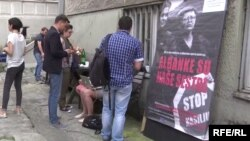 "Film ""Albanke su naše sestre"" govori o odnosima Srba i Albanaca i nedavno je bio prikazan na festivalu u Beogradu ""Mirdita, dobar dan"""