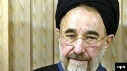 محمد خاتمی، رییس جمهوری اسبق ایران