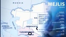 Rus çökgünliginiň Merkezi Aziýadaky netijesi