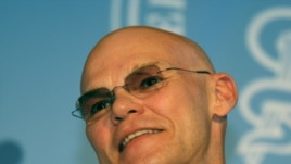 James Carville in a 2005 photo