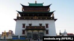 Храм — толькі футляр для Буды