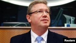 Єврокомісар із питань розширення і європейської політики сусідства Штефан Фюле