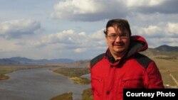 Александр Колотов, российский координатор международной экологической коалиции «Реки без границ»