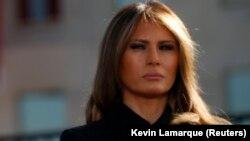 Жена президента США Мелания Трамп.