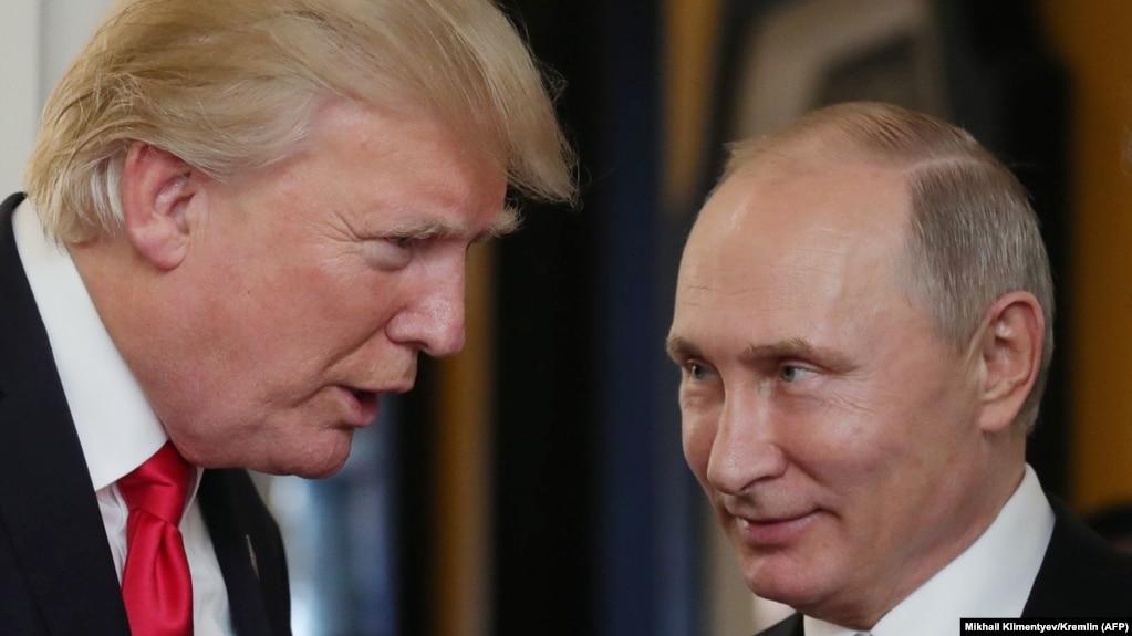 Image result for Donald Trump invites Putin to U.S.