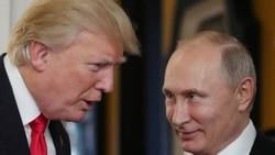 Putin bilen Tramp 16-njy iýulda Helsinkide duşuşar