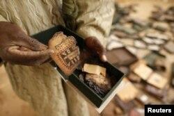 نسخههای سوزاندهشده در یکی از مهمترین موسسات تاریخ اسلام