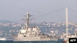 Gürcüstana daha iki Amerika gəmisinin də yan alacağı gözlənilir