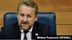 Bakir Izetbegović, član Predsjedništva Bosne i Hercegovine