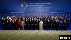 Перший всесвітній гуманітарний саміт у Стамбулі. 23 травня 2016 року