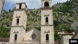 Kotor, Katedrala Svetog Tripuna, sjedište biskupije